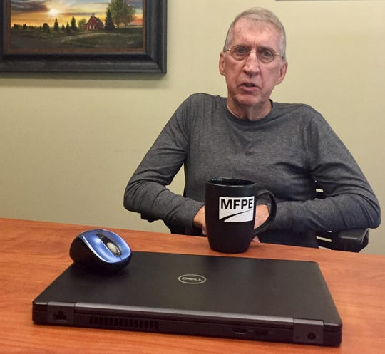 Eric Feaver says he plans to stay in Helena after retirement from heading the Montana Federation of Public Employees, the state's largest employee union.