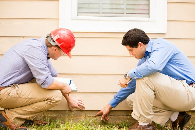 Be proactive by joining the home inspection and asking questions along the way.