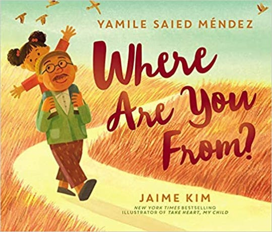 'Where Are You From?,' by Yamile Saied Méndez