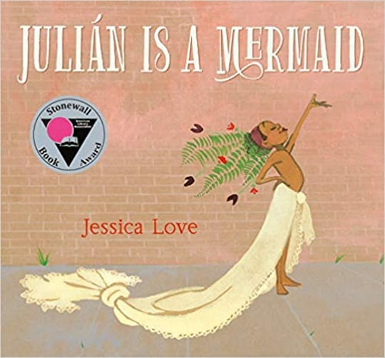 'Julián is a Mermaid,' by Jessica Love