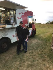 Keith and Marlyse Moran operate the Empanada Sonata food truck and will open a restaurant in downtown Murfreesboro in August. The restaurant will serve Cuban and Puerto Rican food.