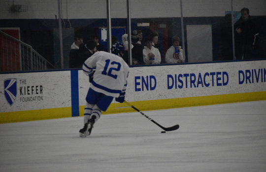 Brendan Miles was a key contributor for Detroit Catholic Central hockey in his three year with the program.