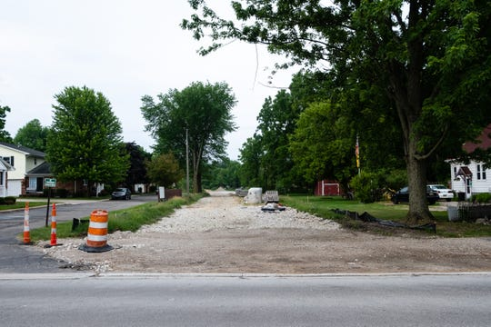 Leisure Living Management has halted construction on Jordan Creek Assisted Living, an assisted living facility being built at 1003 Brown St. in St. Clair.