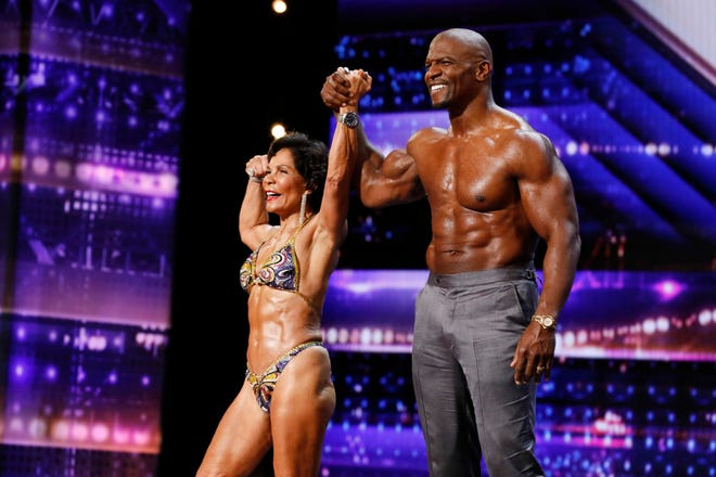 Vero Beach resident and bodybuilder Josefina Monasteriowillperformon NBC's America's Got Talentat 8 p.m.Tuesday, June 23.
