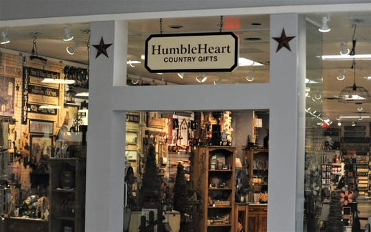HumbleHeart Country Gifts had its grand opening recently after expanding and relocating at the Colony Square Mall.