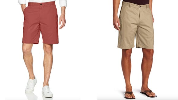 """The """"perfect"""" summer shorts."""