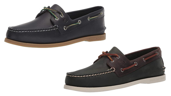 Celebrity Fashion: Sperry Boat Shoes
