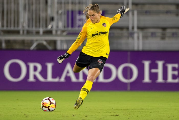 Orlando Pride withdraw from NWSL Challenge Cup after players, staff test positive for coronavirus