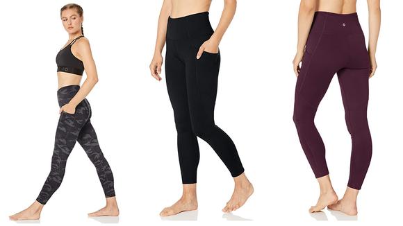 Celebrity Fashion: Core 10 leggings.