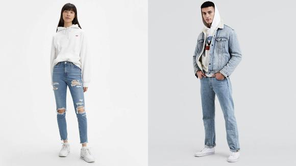 Celebrity Fashion: Levi's