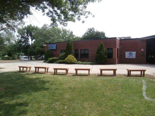 Woodrow Wilson Elementary School in New Brunswick.