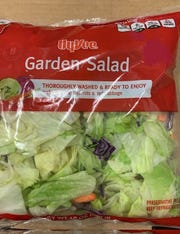 Hy-Vee, Inc., based in West Des Moines, Iowa, is recalling its 12 oz. Hy-Vee Bagged Garden Salad product across its eight-state region due to the potential that it may be contaminated with Cyclospora. The recall also includes Jewel-Osco and Aldi-branded bagged salads. (FDA)