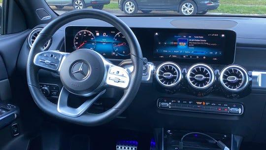 2020 Mercedes-Benz GLB250 4Matic