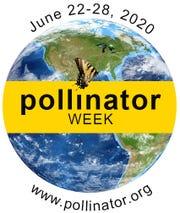 National Pollinator Week logo