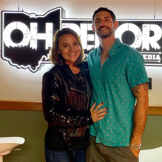 Jori and Brian Skowronski are all in on the OH Report as it has now become a family business.