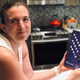"""Melissa Manning, a 1988 St. Peter's High School graduate, has written her first legal thriller novel, """"Darkness Drops Again."""""""