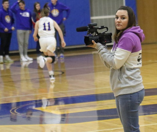 Jori Skowronski picked up a camera and turned the OH Report into a family business.