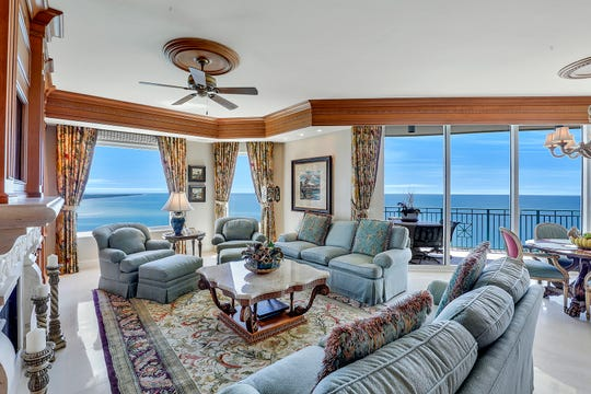 This photo from 970 Cape Marco Drive #2305 is located in thegated community of Cape Marco on Marco Island.