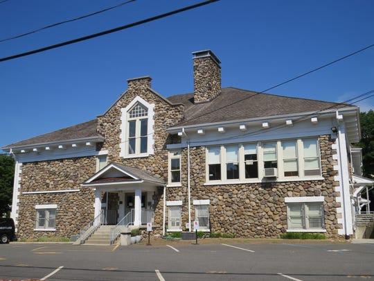 Lake Drive School in Mountain Lakes. June 23, 2020