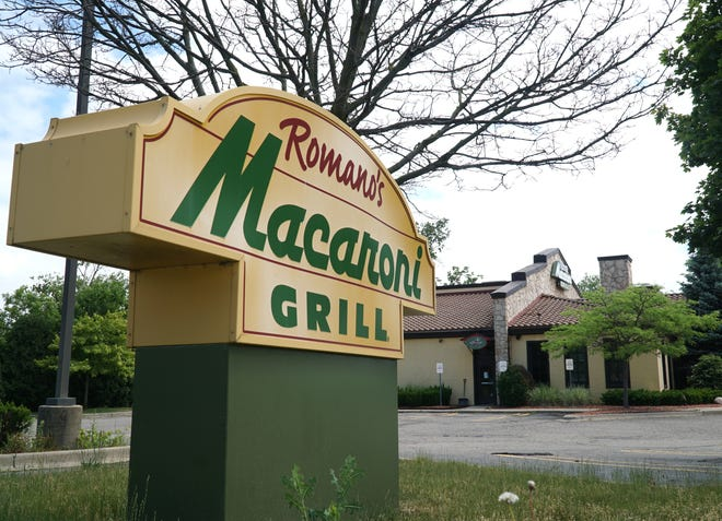 Livonia's Macaroni Grill at Seven and Haggerty has apparently closed for good.