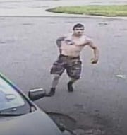 Westland police suspect this man of carjacking.