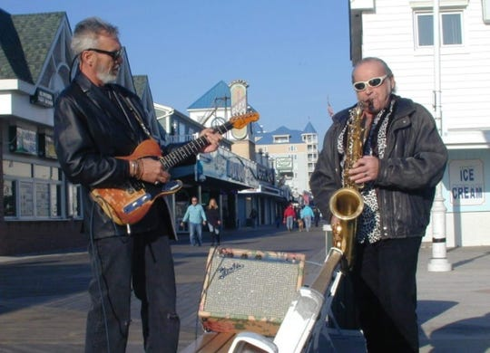 Local blues duo Smooth & Remy will play outside at the Bluecoast Seafood Grill & Raw Bar in Rehoboth Beach from 5-8 p.m., Thursday, June 25.