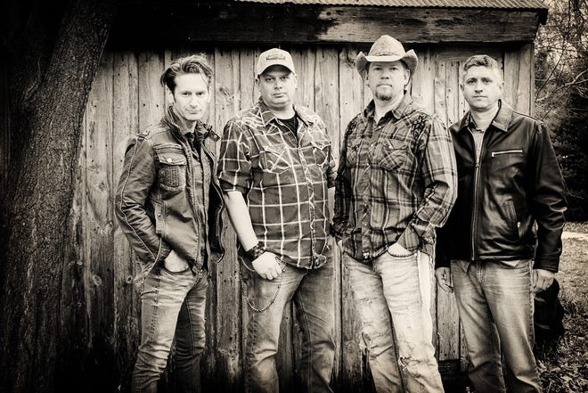Country band 10 Miles from Nowhere is scheduled to perform at Quarry Days on Saturday, August 8.
