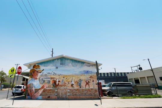 Segundo Barrio Monday, June 22, in El Paso.