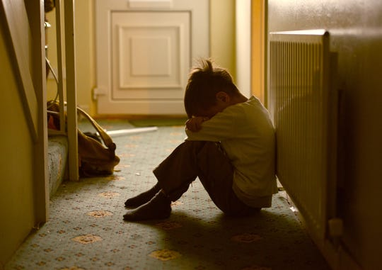 There may be an increased risk of children being abused as families are weighed down by financial concerns and other stressors, as well as isolation at home associated with COVID-19.