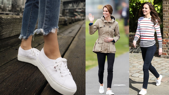 Kate Middleton's favorite sneakers are on sale right now at Amazon