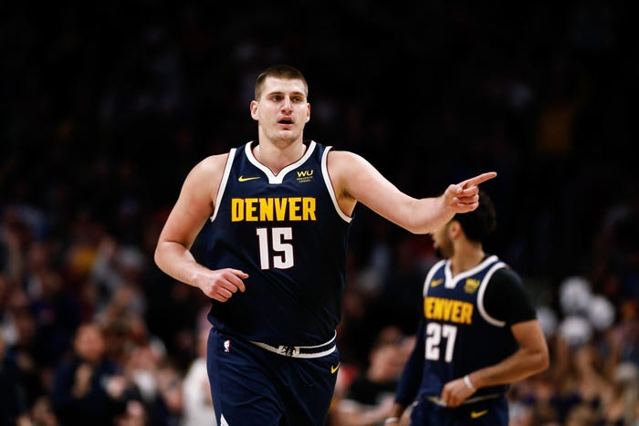 Denver Nuggets star Nikola Jokic among NBA players to test positive for COVID-19