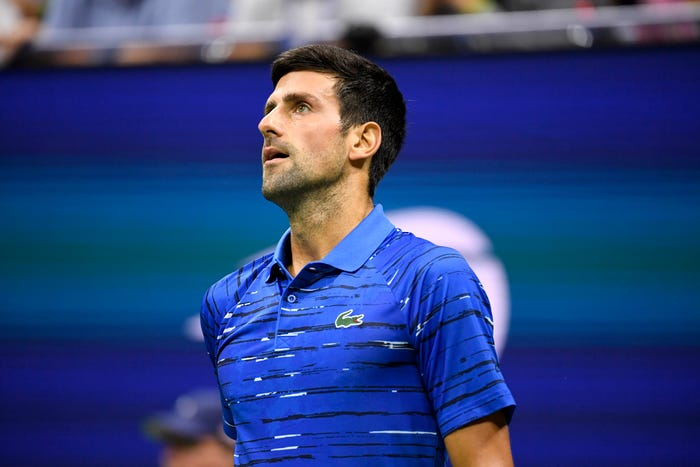 Novak Djokovic tests positive for coronavirus after exhibition series in Croatia, Serbia