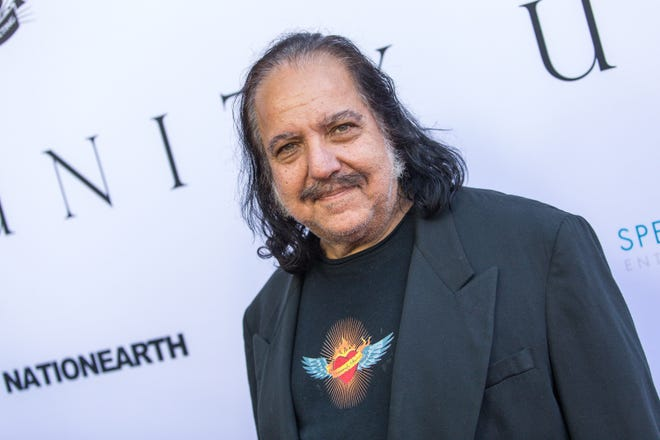 Ron Jeremy, seen here in 2015, is accused of sexually assaulting many women in Los Angeles.