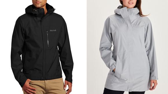 Marmot jackets.