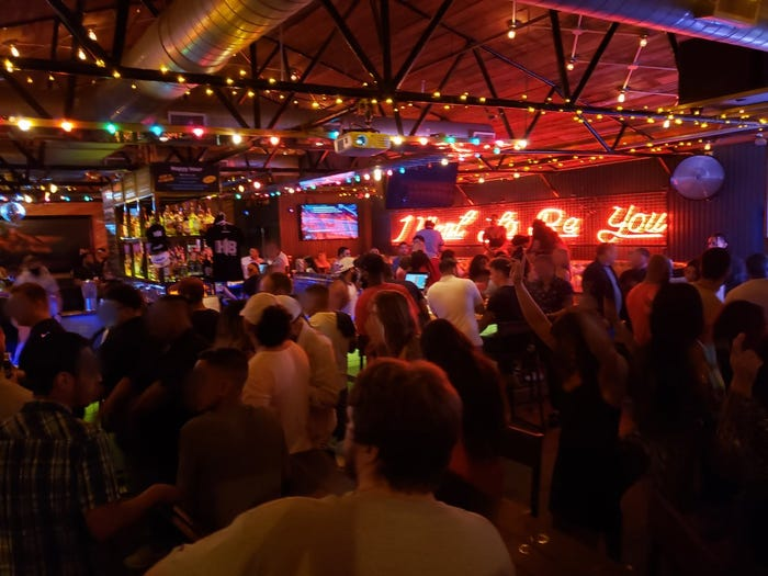 A dozen Texas bars temporarily lose alcohol licenses for not following coronavirus protocols