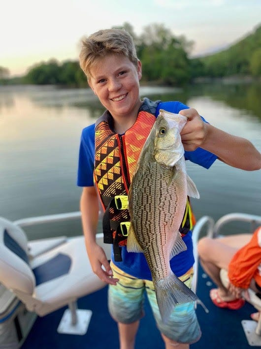 Central Fishing Report