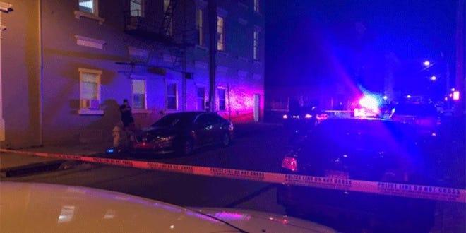 Cincinnati police are investigating in the 1900 block of Colerain Avenue early Wednesday.
