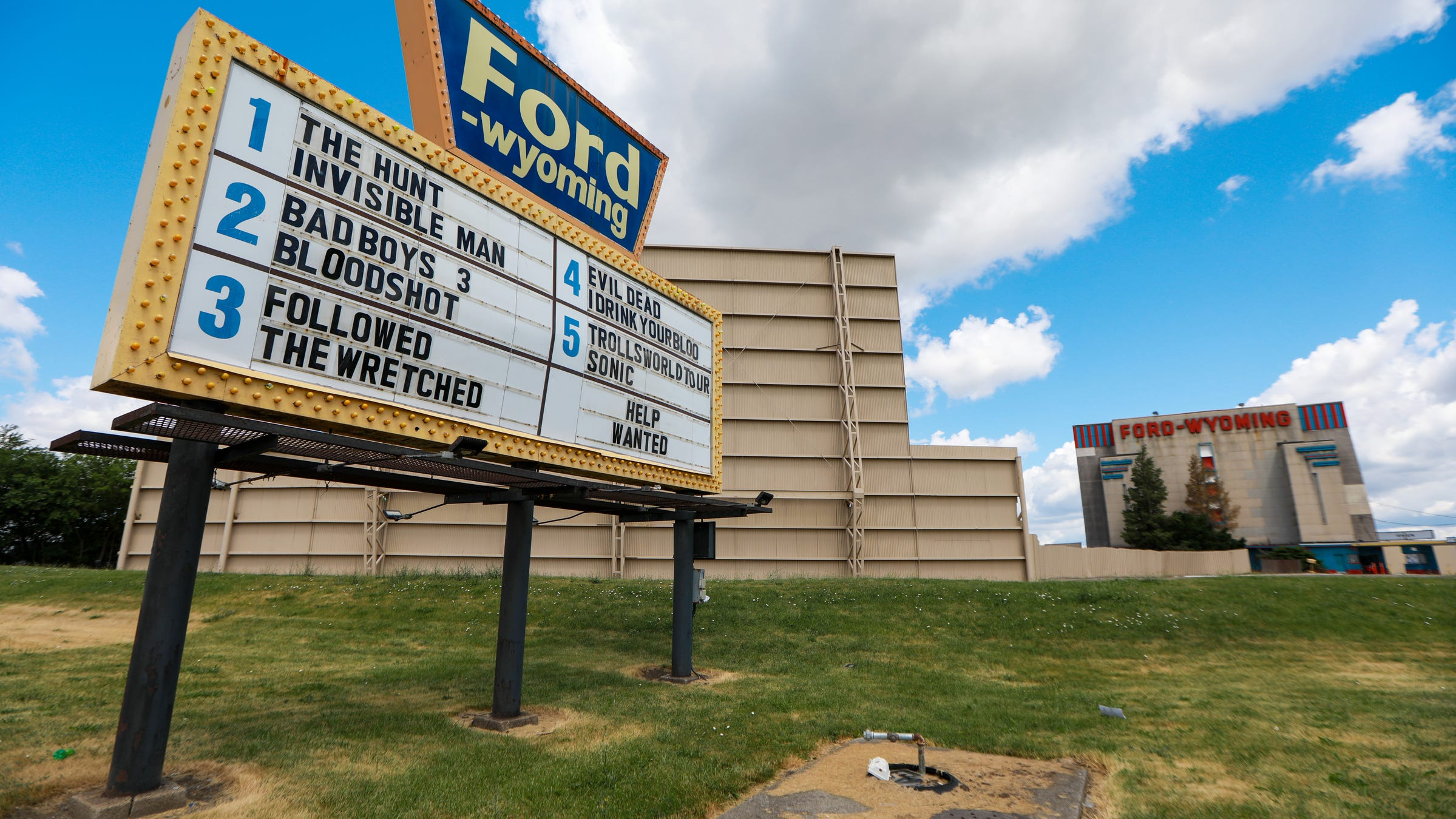 Ford Wyoming Drive In Has Biggest Box Office Gross For Weekend In Us