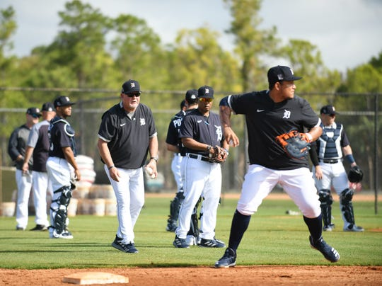 Miguel Cabrera and the Tigers will begin training camp on July 1.