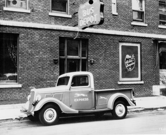 Henry Ford's vision to create a vehicle with a cab and work-duty frame capable of accommodating cargo beds and third-party upfit equipment proudly endures a century later in the Built Ford Tough F-Series lineup, from F-150 to F-750 Super Duty