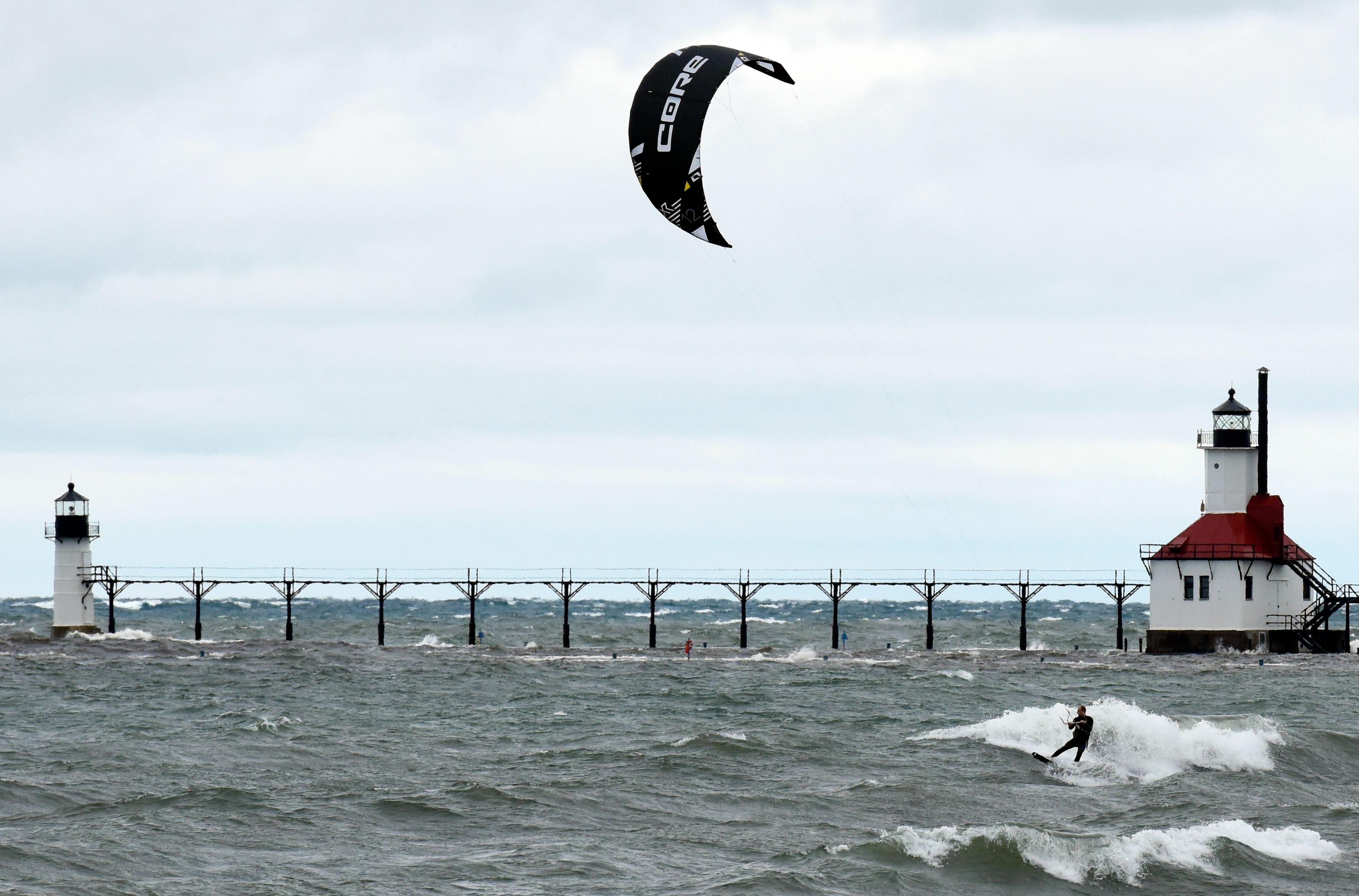 Lakes Huron, Michigan break high water records in...