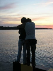 Research has shown that touch conveys a range of emotions.
