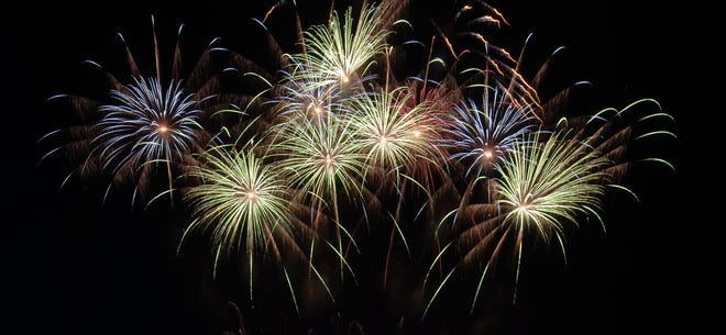 Coney Island will host a drive-in fireworks show Saturday.