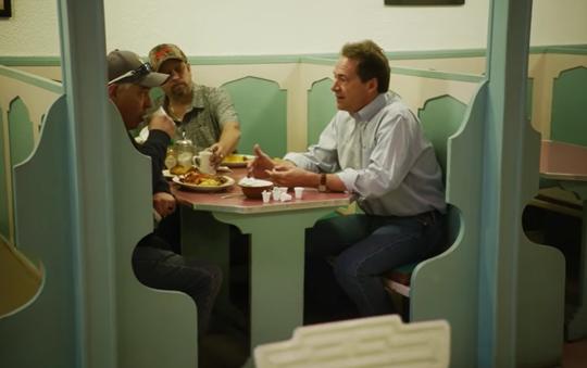 Lincoln Project ad supports Steve Bullock in U.S. Senate race.