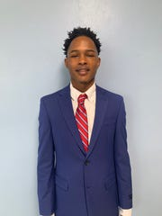2020 Louisiana Youth of the Year was given to Abbeville teen Zontré Scott, who has plans to attend UL in engineering and play on the basketball team. He dressed to the nines for the virtual event.