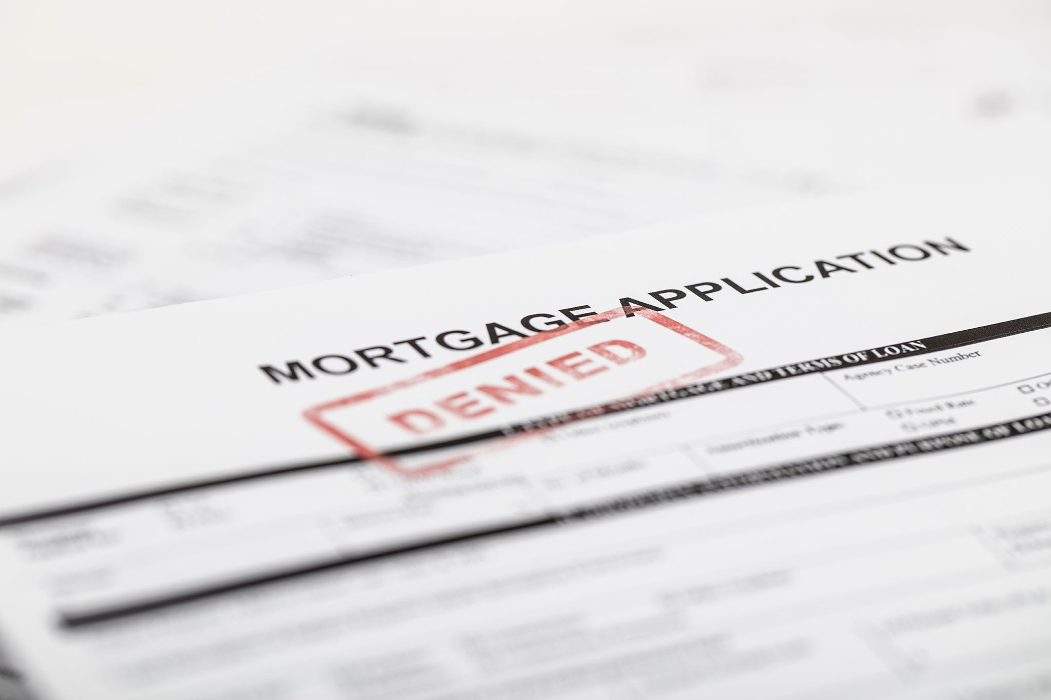 What To Do If You Re Denied A Mortgage Loan