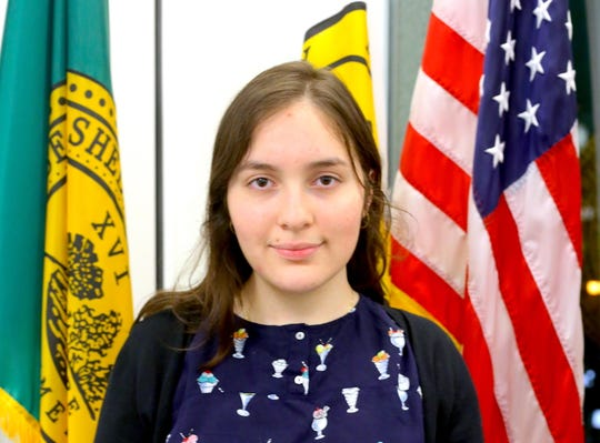 Anahis Luna represents District 10 on the Shelby County Youth Council.