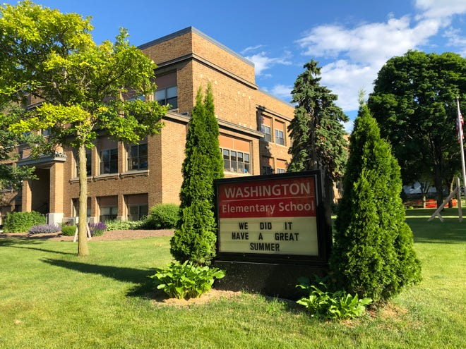 Washington Elementary School, 2166 N. 68th St., is named after George Washington, who was the first president in the United States, from 1789-97. A petition is circulating asking the Wauwatosa School Board to rename this and other schools in the district.
