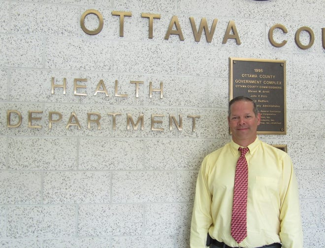 The Ottawa County Board of Health announced that Jerry Bingham has been appointed to serve as the county's next health commissioner, replacing Nancy Osborn, who is retiring at the end of the month.