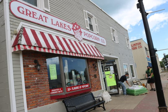 Great Lakes Popcorn Co. is planning to reopen at 11 a.m. on Friday after having to close for several days when an employee tested positive for COVID-19 last week.